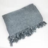 Stonewash Throw