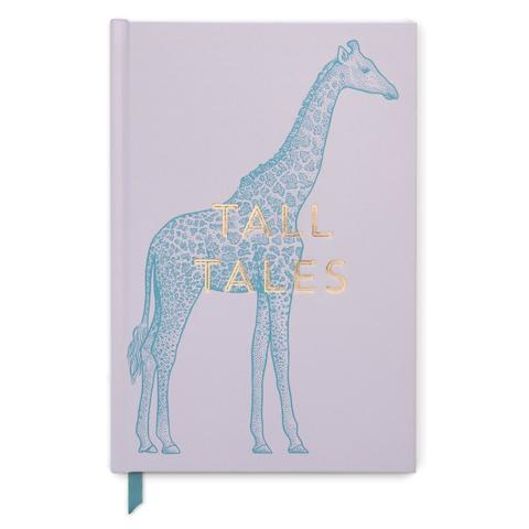 Vintage Sass Hard Cover Journal | Tall Tales