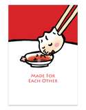 """ Made for Each Other "" Har Gao & XO Sauce"