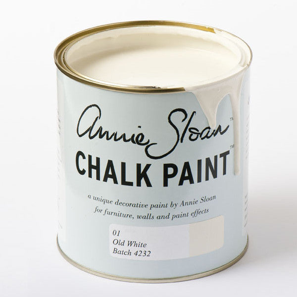 Old White Annie Sloan Chalk Paint®