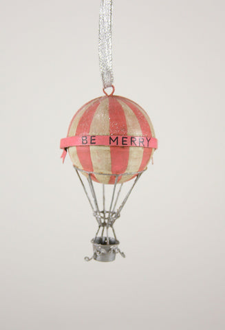 HIGH FLYING MERRIMENT ORNAMENT SMALL