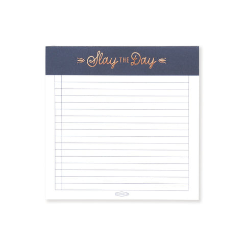 """Slay The Day"" 