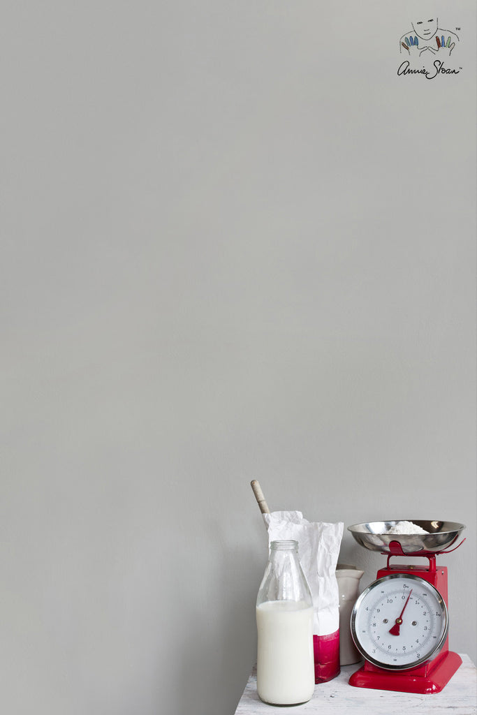 Paris Grey Annie Sloan Wall Paint