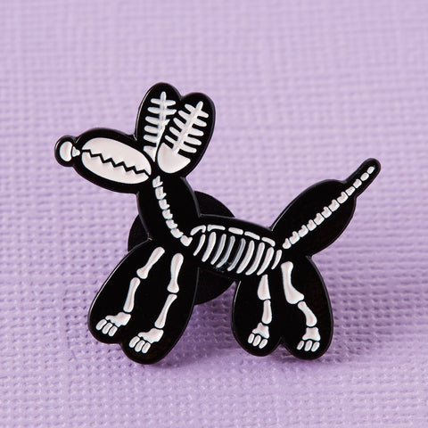 Balloon Animal Enamel Pin