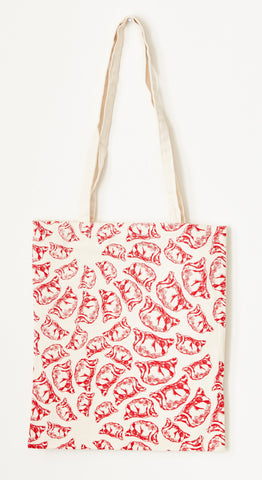 Dumplings Tote Bag