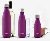 White Marble - Stainless Steel S'well Water Bottle