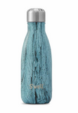 Teal Wood - Stainless Steel S'well Water Bottle