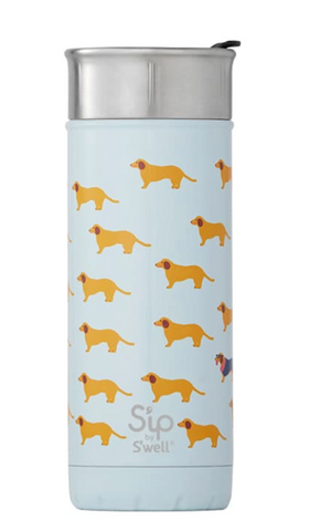 Super Dog   - S'ip by S'well Water Bottle