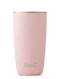 Pink Topaz Tumbler - Stainless Steel S'well Water Bottle