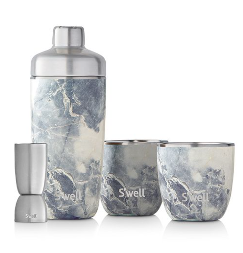 Blue Granite Cocktail Kit