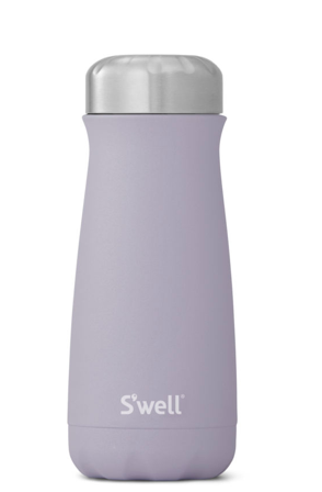 Purple Garnet Traveler - Stainless Steel S'well Water Bottle