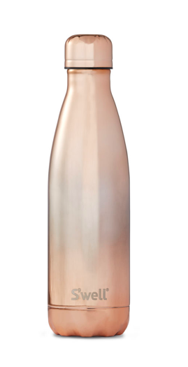 Rose Gold Ombre - Stainless Steel S'well Water Bottle