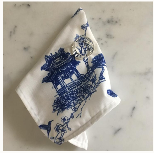 Hong Kong Napkin Set
