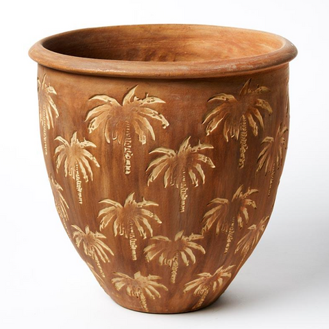 Bermuda Palm Pot Large