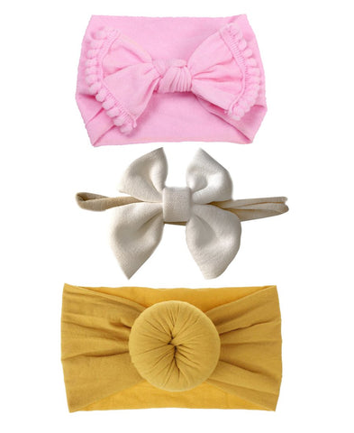 Summer Baby Headband (Multiple Colors)