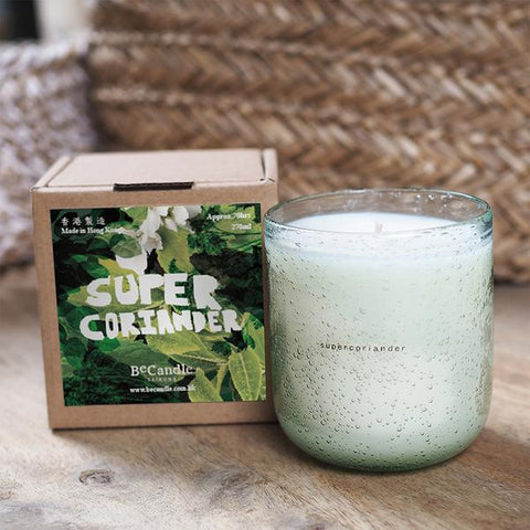 Supergreen Candle