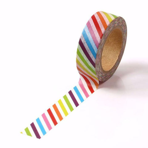 Candy Stripe Washi Tape