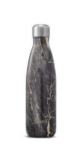 Bahamas Gold Marble - Stainless Steel S'well Water Bottle