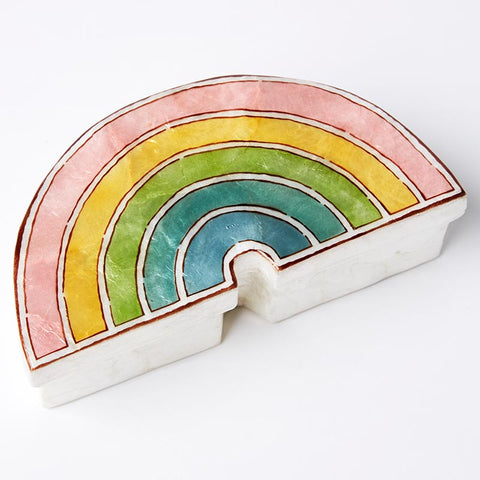 Rainbow Desk Tidy