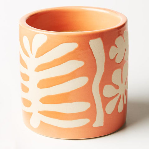 Matisse Planter Orange