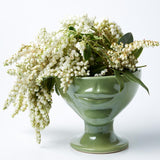 Simone Vase - Tissian Green