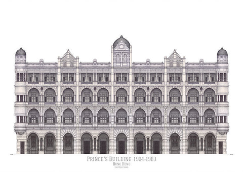 Prince's Building 1904