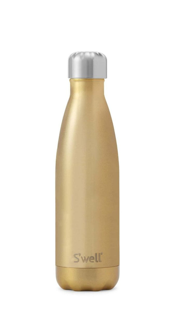 Champagne Gold - Stainless Steel S'well Water Bottle