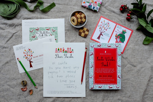 'Letter From Santa' Card