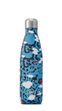 Azure Leopard  - Stainless Steel S'well Water Bottle