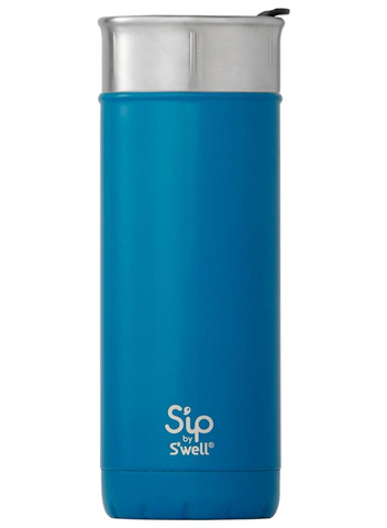 Jersey Blue  - S'ip by S'well Water Bottle