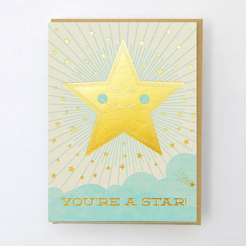' You're a star  ' Card Set