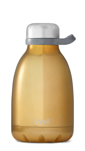 Yellow Gold Roamer - Stainless Steel S'well Water Bottle