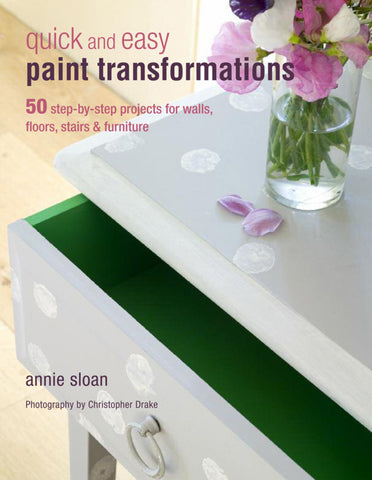 Quick and Easy Paint Transformations Book