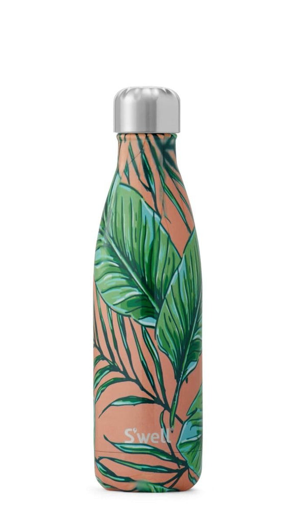 Palm Beach - Stainless Steel S'well Water Bottle