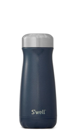 Midnight Blue Traveler - Stainless Steel S'well Water Bottle