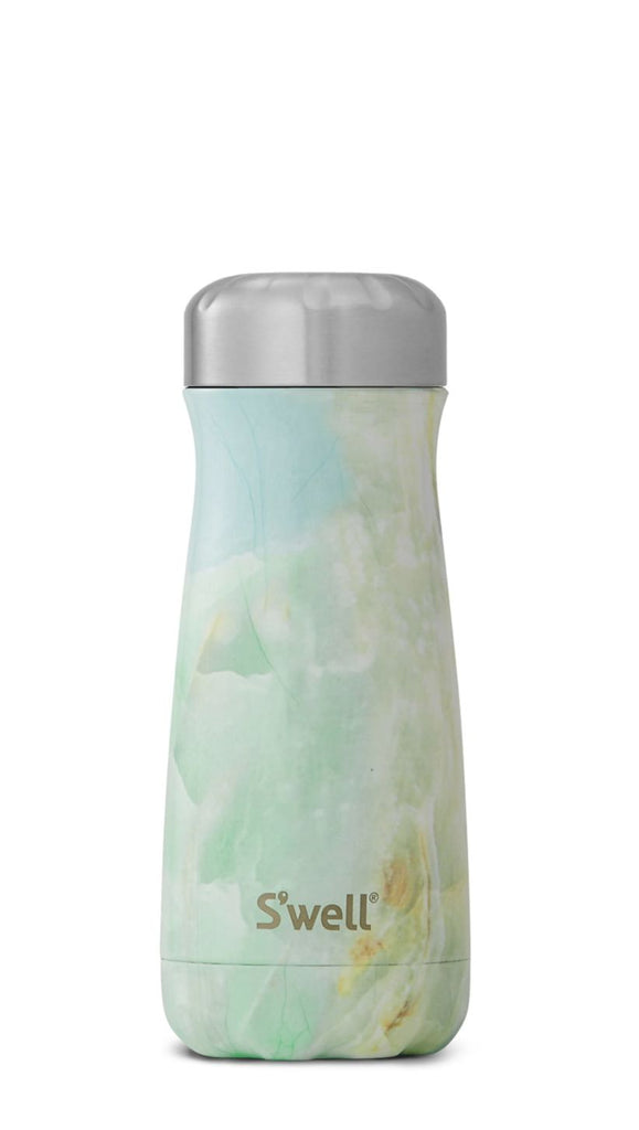 Opal Marble Traveler - Stainless Steel S'well Water Bottle