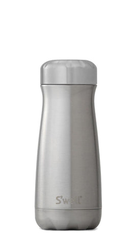 Silver Lining Traveler - Stainless Steel S'well Water Bottle