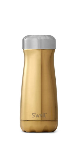 Yellow Gold Traveler - Stainless Steel S'well Water Bottle