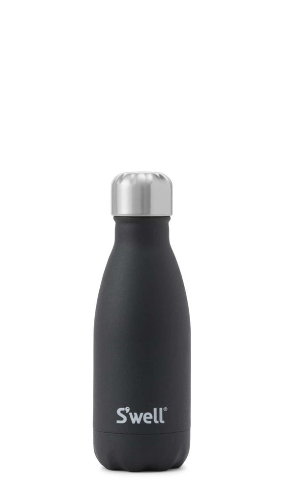 Onyx- Stainless Steel S'well Water Bottle