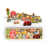 A to Z Puzzle & Playset