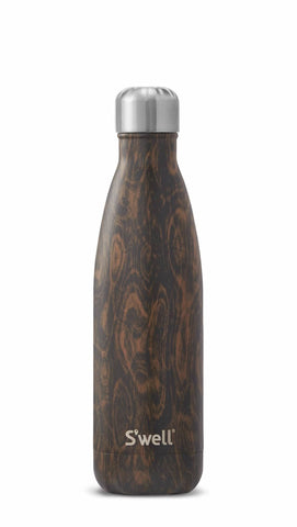 Wenge Wood - Stainless Steel S'well Water Bottle