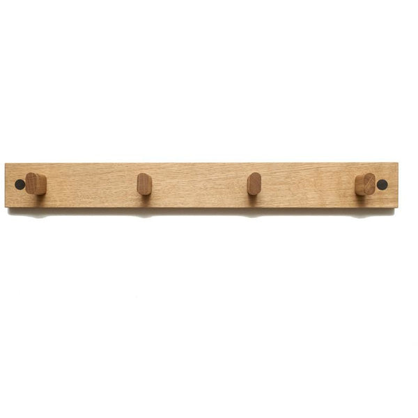 Knagerække / coatrack made from natural oak