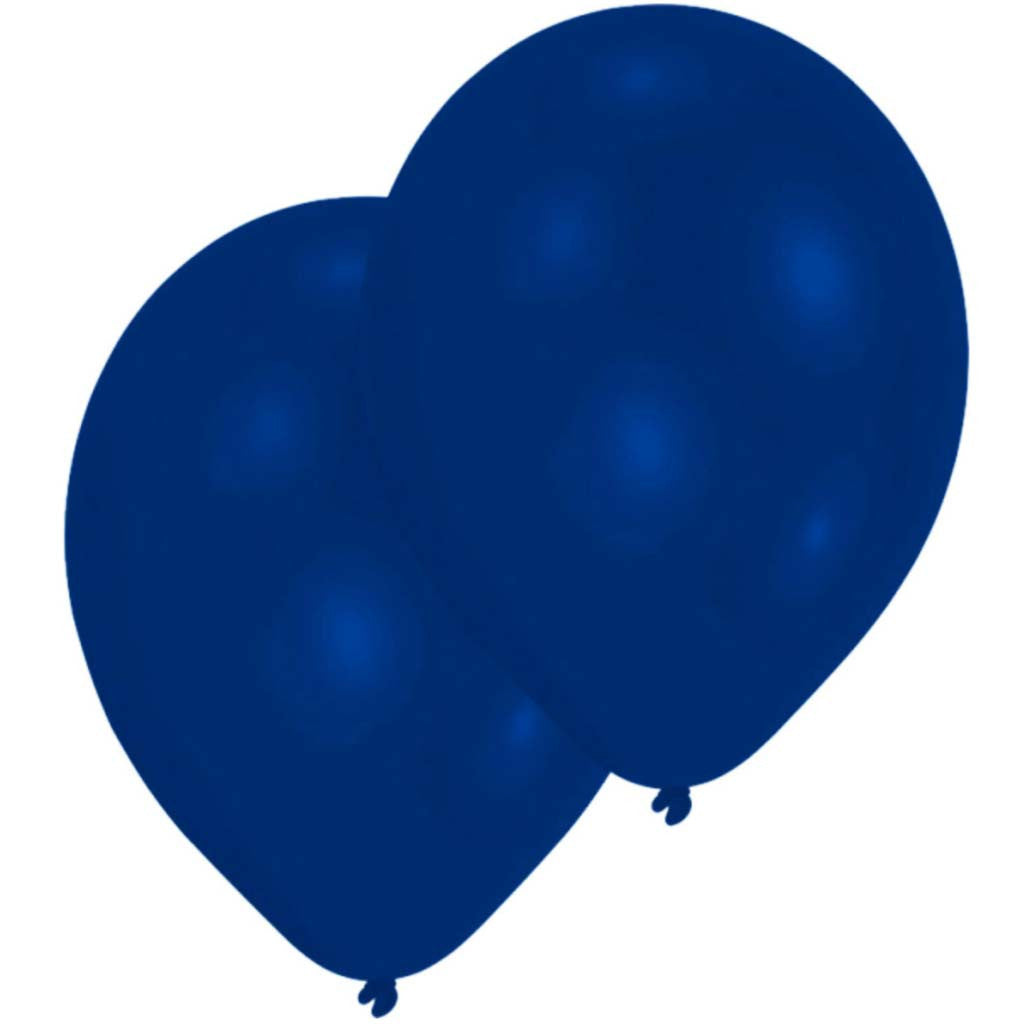 Ballon Royal Blau