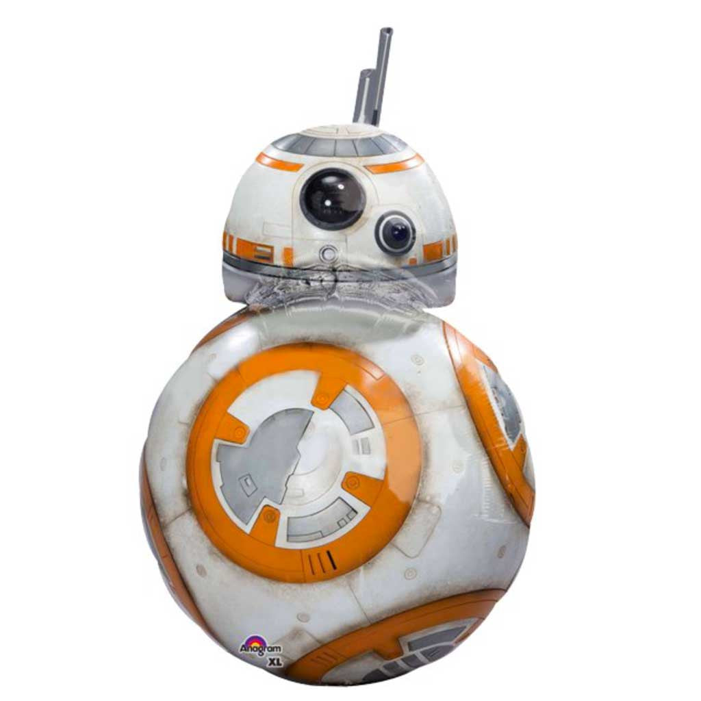Star Wars Folienballon BB-8