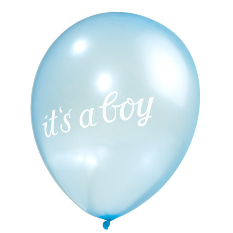 Luftballon It's a boy