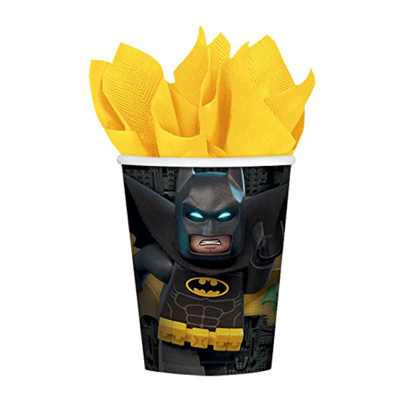Pappbecher Lego Batman