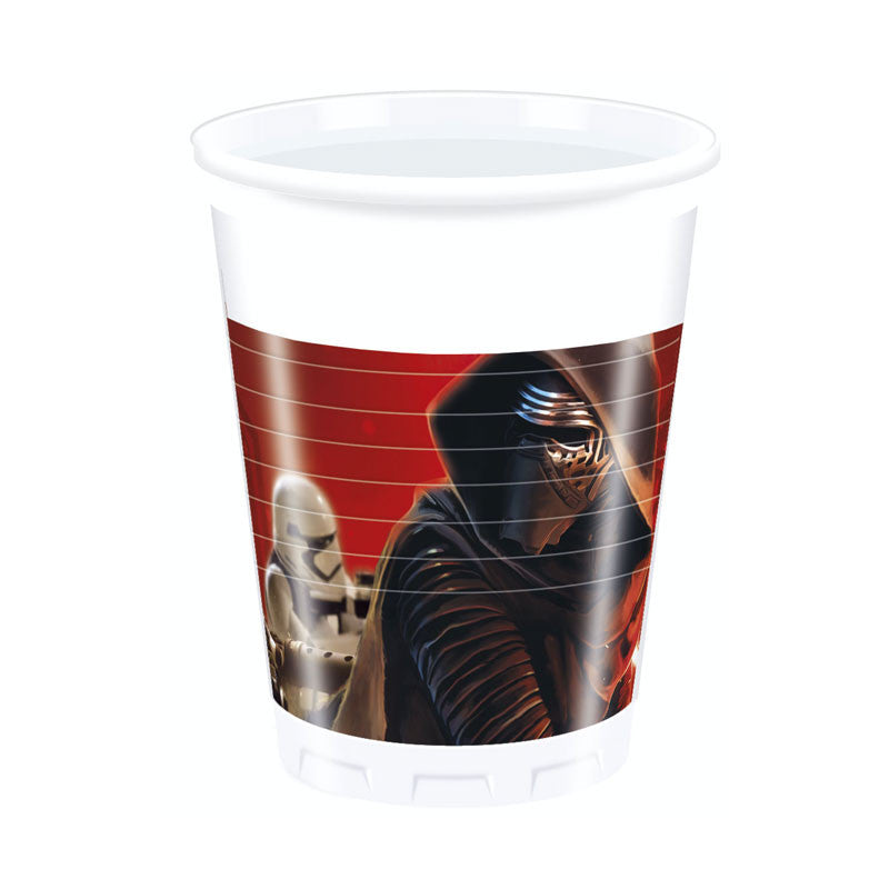 Star Wars Party Becher (8 Stk.)