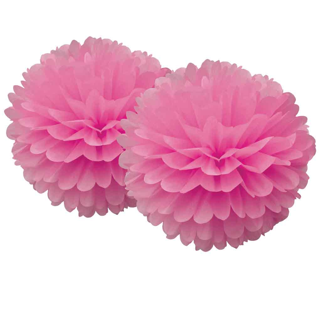 Pom Pom Set Pink von Delight Department.