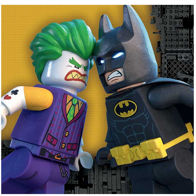 Lego Batman Servietten