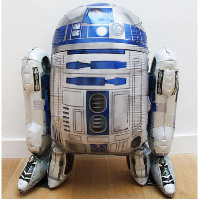 Star Wars Ballon R2D2